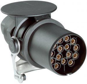 ABS STEKER 15P 24V/ISO12098