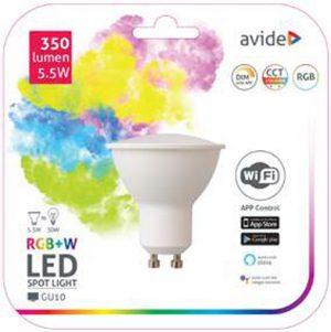 Avide LED buis 9W G13 600mm 6400K 950 LU CW