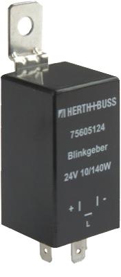CLIGN. WEHRLE 24V-10/140W - 3P
