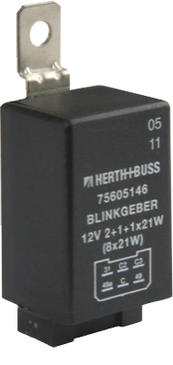 CLIGN. ELECTR. LED 6 pol